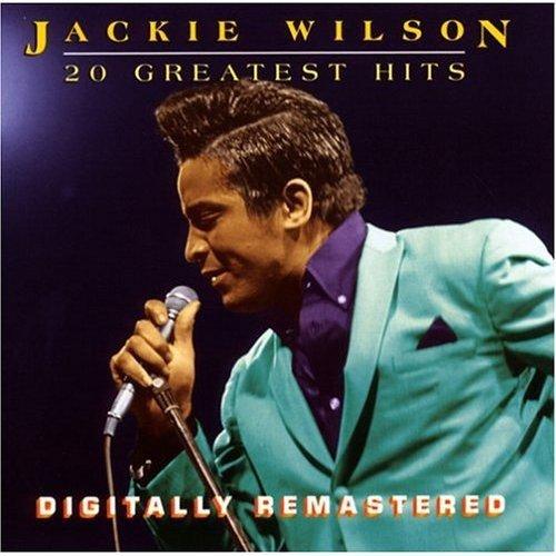 Jackie Wilson - 20 Greatest Hits - Zortam Music