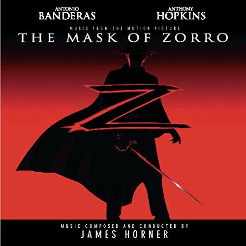 James Horner - The Mask of Zorro - Zortam Music