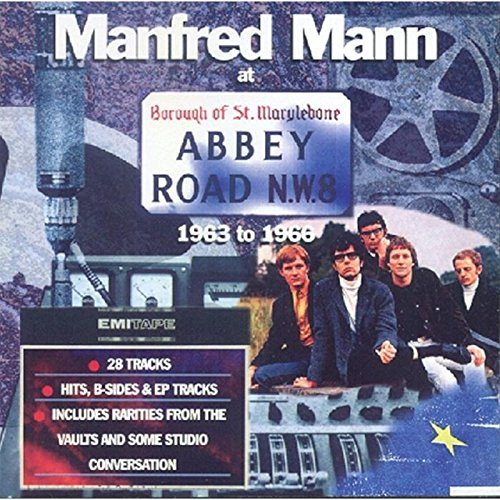 MANFRED MANN - 1963-1966 At Abbey Road - Zortam Music