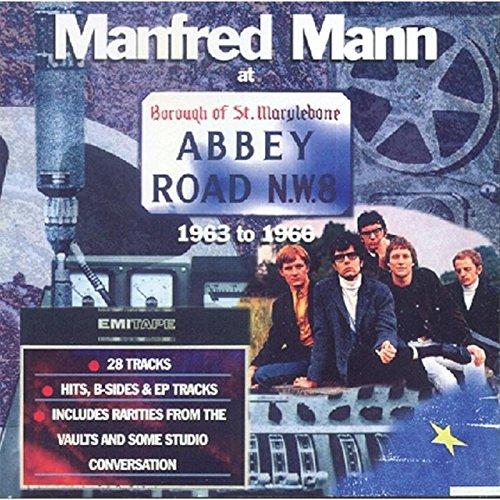 MANFRED MANN - 1963-1966 At Abbey Road - Zortam Music