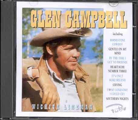 Glen Campbell - Wichita Lineman - Zortam Music