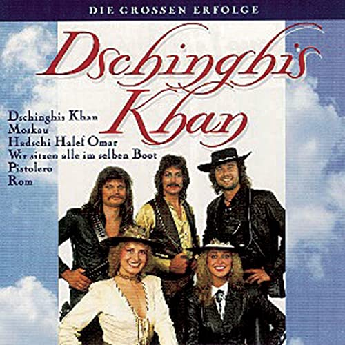Dschinghis Khan - Die Hit-Giganten - Best of Party Hits CD1 - Zortam Music
