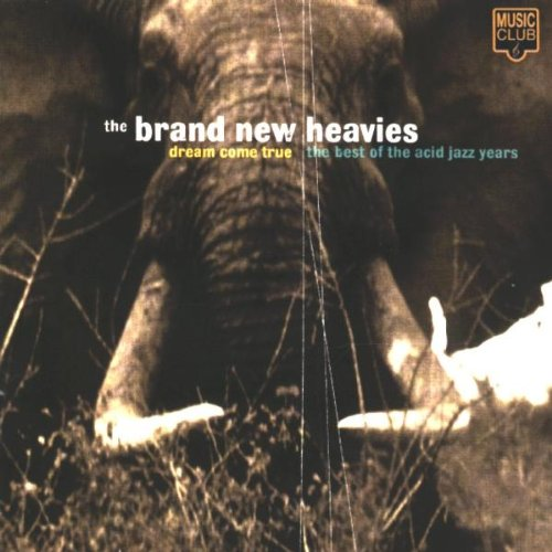 The Brand New Heavies - Dream Come True (The Best Of The Acid Jazz Years) - Zortam Music