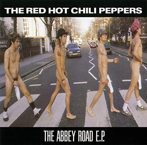 Red Hot Chili Peppers - Abbey Road EP - Zortam Music