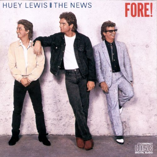 Huey Lewis And The News - Fore! - Zortam Music