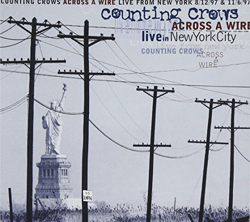 Counting Crows - Across The Wire (Live From New York) [UK] Disc 1 - Zortam Music