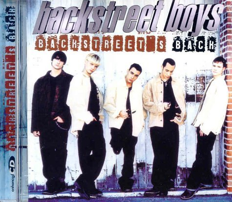 Backstreet Boys - Backstreet