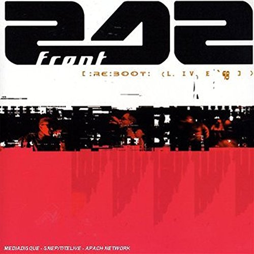 Front 242 - [ :RE:BOOT: (L. IV. E
