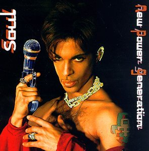 Prince - A New Power Soul - Zortam Music
