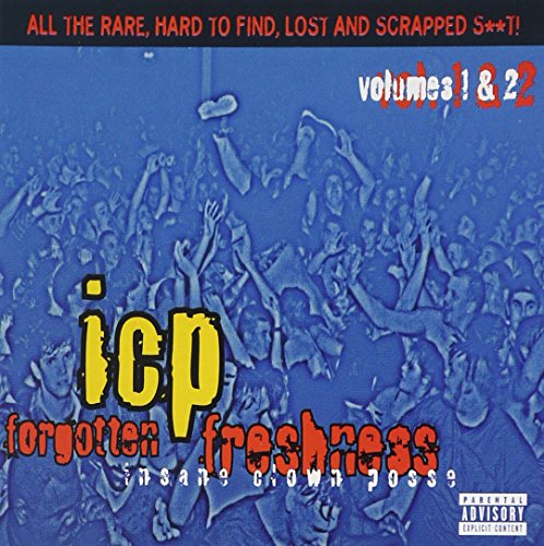 Insane Clown Posse - Forgotten Freshness: Vols. 1 & 2 - Zortam Music