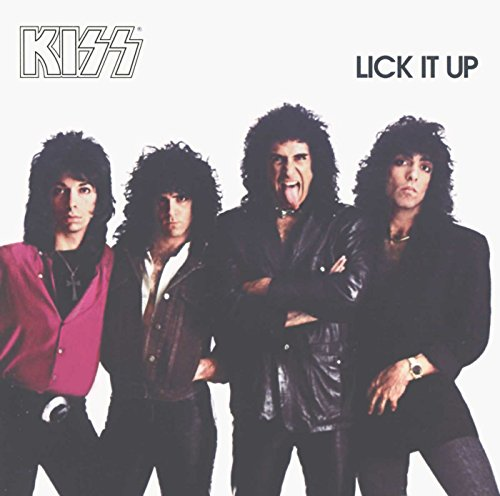 Kiss - 19 Lick it up - Zortam Music