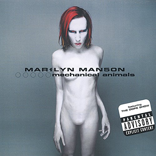 Marilyn Manson - Mechanical Animals (Explicit C - Zortam Music