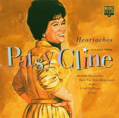Patsy Cline - Heartaches - Zortam Music
