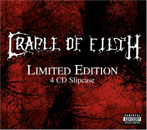 Cradle of Filth - The Cradle of Filth Box Set - Zortam Music
