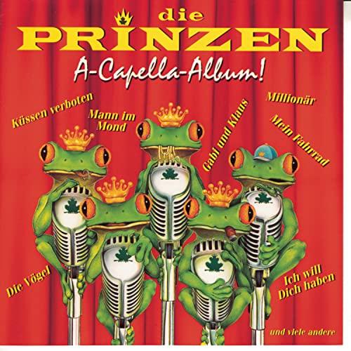 Die Prinzen - A-Capella-Album (12 + 2 Titel) - Zortam Music