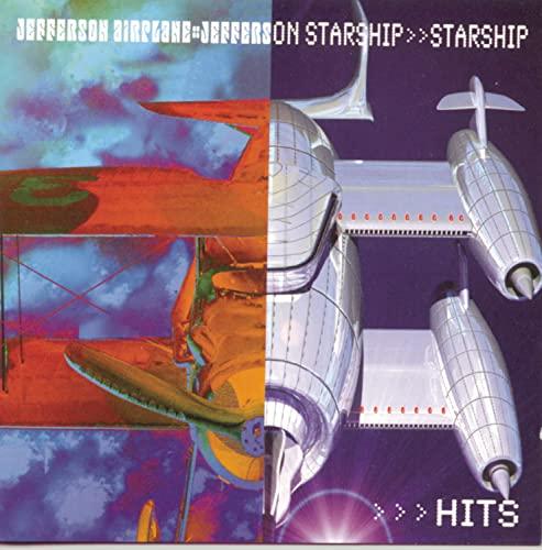 Jefferson Starship - Jefferson Airplane_Jefferson Starship_Starship - Hits - Zortam Music