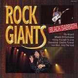Pochette de l'album pour Rock Giants