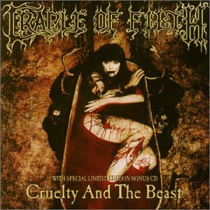Cradle of Filth - Cruelty and the Beast (Disc 2) - Zortam Music