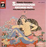 Album cover for Scheherazade