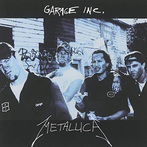 Metallica - Garage Inc. (disc 1: New Recordings