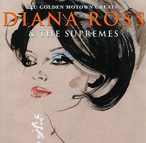 Diana Ross - 40 Golden Motown Greats (Disc 2) - Zortam Music