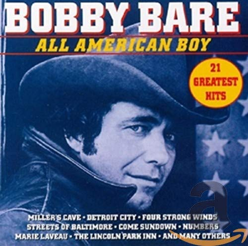 Bobby Bare - All American Boy-21 Greatest H - Zortam Music