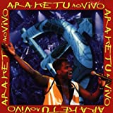 Cubierta del álbum de Ara Ketu Ao Vivo