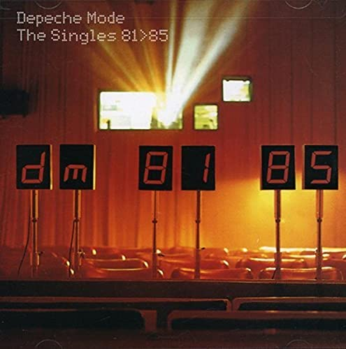 Depeche Mode - The singles 81 -> 85 - Zortam Music