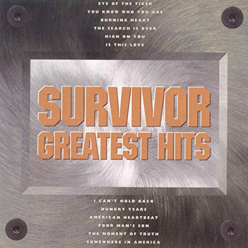 Survivor - Survivor- Greatest Hits - Zortam Music