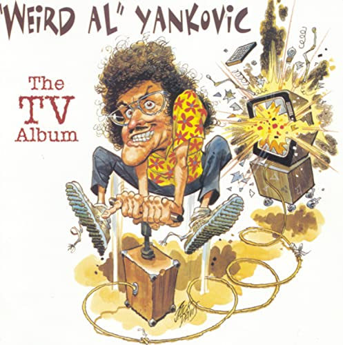 Weird Al Yankovic - The TV Album - Zortam Music
