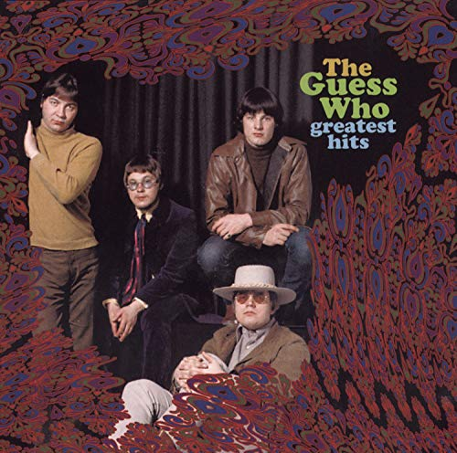 The Guess Who - Glamour Boy Lyrics - Zortam Music