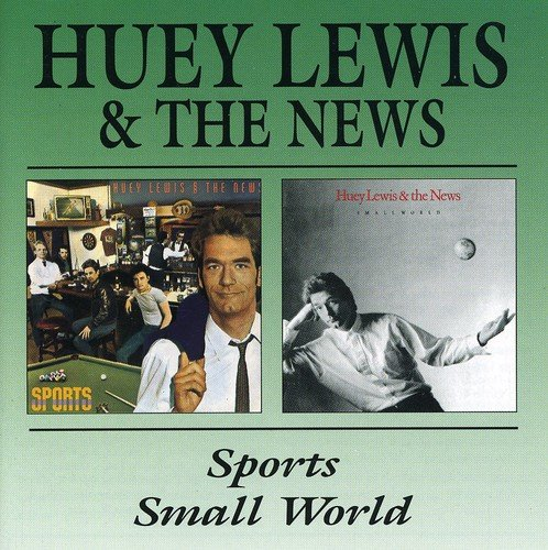 Huey Lewis & The News - Small World_sports - Zortam Music