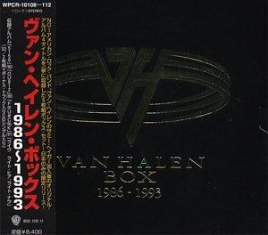 Van Halen - Van Halen Box: 1986-1993 - Zortam Music