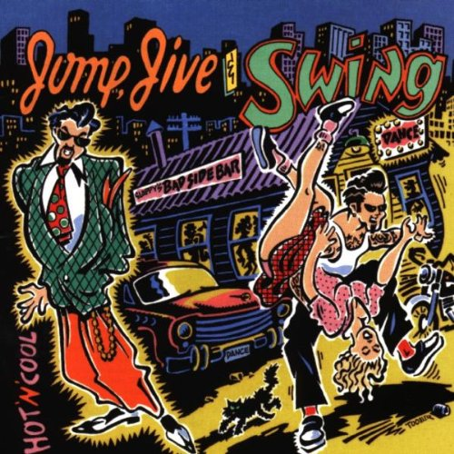 Various - SWING, JUMP & JIVE - Zortam Music