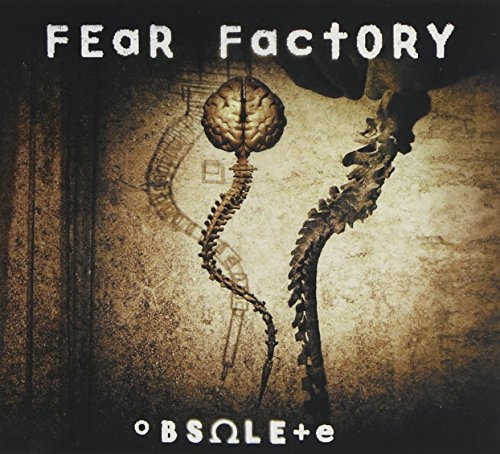 Fear Factory - Obsolete (Digipak Addon) - Zortam Music