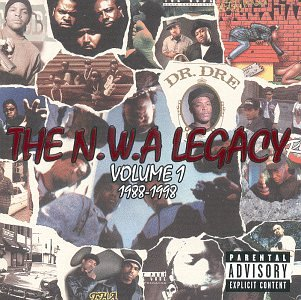 N.W.A - The N.W.A Legacy, Vol. 1_ 1988-1998 - Zortam Music