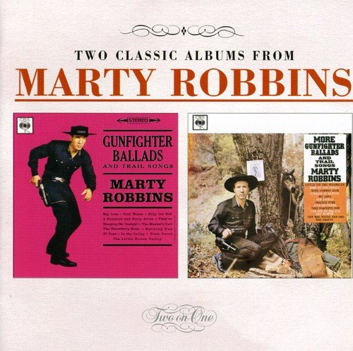 MARTY ROBBINS - Cowboy Songs Iii Rhymes Of The Renegades - Zortam Music