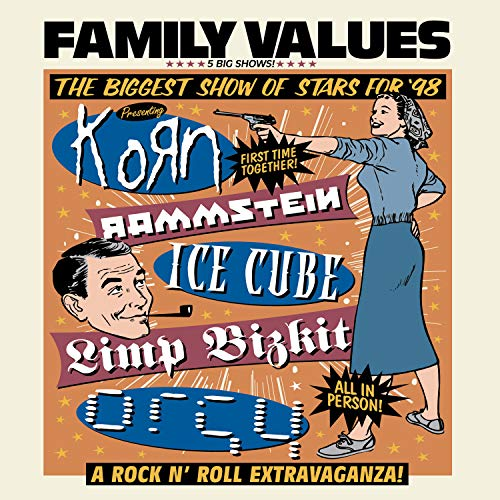Limp Bizkit - The Family Values Tour