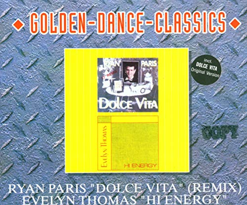 Ryan Paris - Dolce Vita - Zortam Music