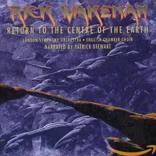 Rick Wakeman - Return To The Centre Of The Earth - Lyrics2You