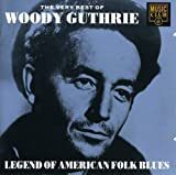 album art to The Very Best of Woody Guthrie