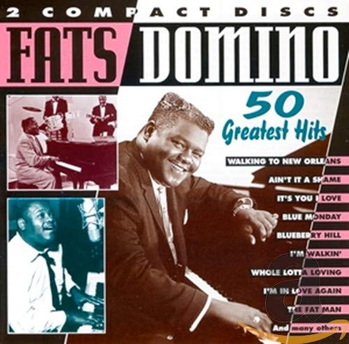 Fats Domino - 50 Greatest Hits - Zortam Music