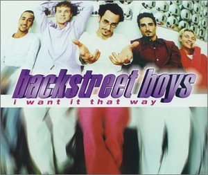 Backstreet Boys - I Want It That Way Lyrics - Zortam Music