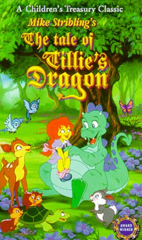 The Tales of Tillie's Dragon / Дракончик Тилли (2006)