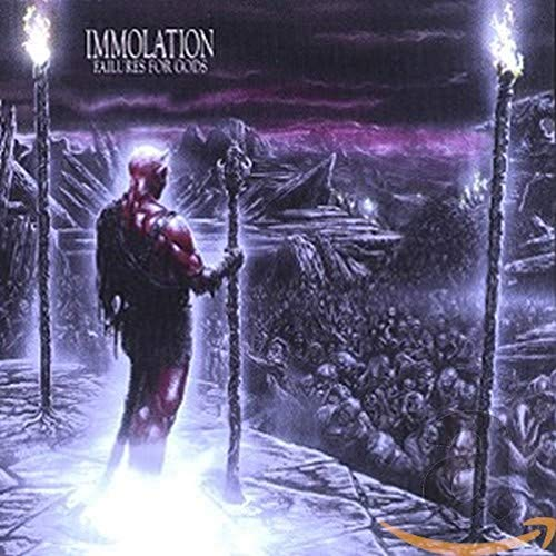 Immolation - Failures for Gods - Zortam Music