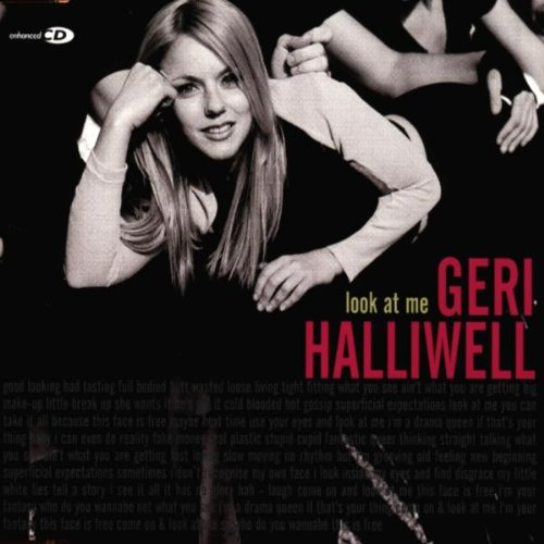 Geri Halliwell - Look At Me [UK CD1] - Zortam Music