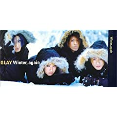 Winter,again  GLAY