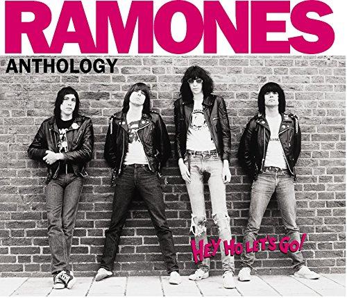 RAMONES - Hey Ho Let