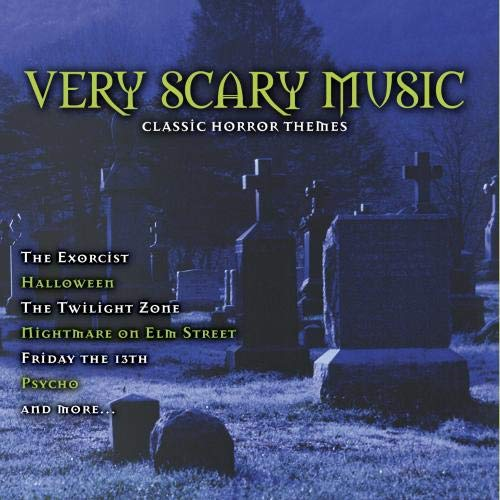 Various Artists - Very Scary Music - Zortam Music