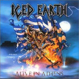 Iced Earth - Alive In Athens (Disc 2) - Zortam Music